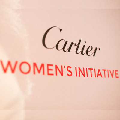 CARTIER WOMEN'S INITIATIVE 2020 <br /> APPEL À CANDIDATURE