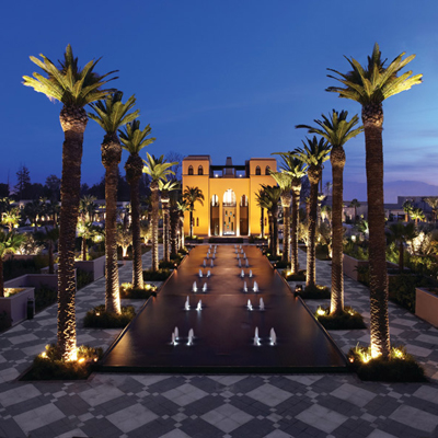 FOUR SEASONS RESORT MARRAKECH <br />RÉOUVERTURE LE 1ER OCTOBRE