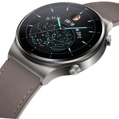 MONTRE <br />NOUVELLE HUAWEI WATCH
