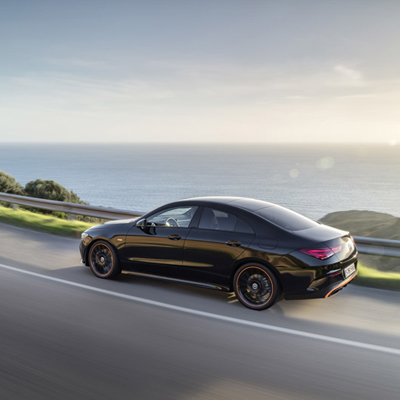 MERCEDES-BENZ <br /> CLA COUPE
