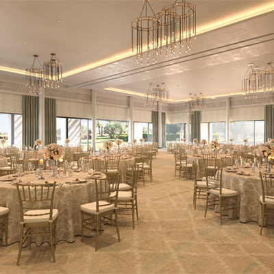 FAIRMONT ROYAL PALM <br /> PALM BALLROOM