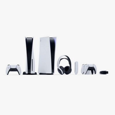 SONY <br />READY FOR PLAYSTATION 5