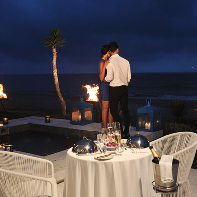 SOFITEL TAMUDA BAY <br /> LOVELY ROMANCE