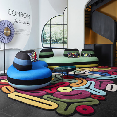 ROCHE BOBOIS <br />COLLECTION BOMBOM